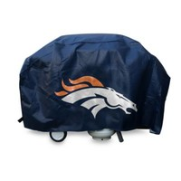 NFL Denver Broncos Deluxe BBQ Grill Cover
