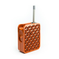 Iolite WISPR Version 2 Portable Vaporizer - Orange, Red, Green, or Black