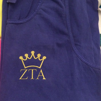 Zeta Tau Alpha Tank Top