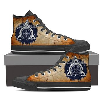 Helm of Awe Viking Shoes-Clearance