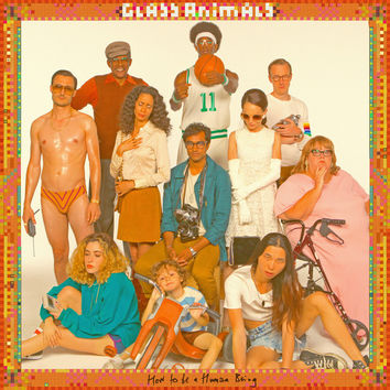 Glass Animals - How To Be A Human Being LP