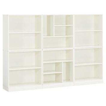 Stack Me Up Bookcase Super Set