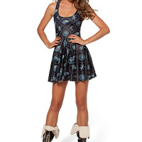 Win or Die Reversible Skater Dress