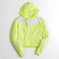 Girls Stripe Easy Hoodie | Girls New Arrivals | HollisterCo.com