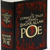 The Complete Tales and Poems of Edgar Allan Poe (Barnes & Noble Collectible Editions)