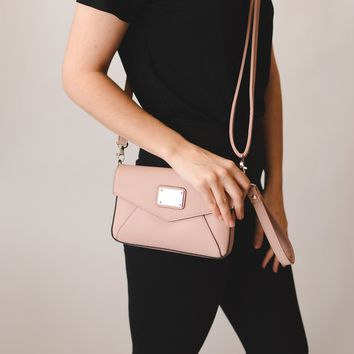 Ada Crossbody - Blush