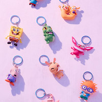 Nickelodeon 3D Collector Keychain | Urban Outfitters