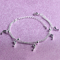 New Arrival Gift Awesome Stylish Shiny Great Deal Korean Sea Hot Sale Accessory Gifts Bracelet [8171789447]