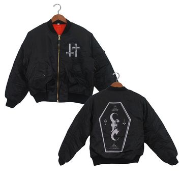 Crosses Bomber : SHRP : MerchNOW - Your Favorite Band Merch, Music and More