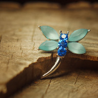 Dragonfly Brooch #5023