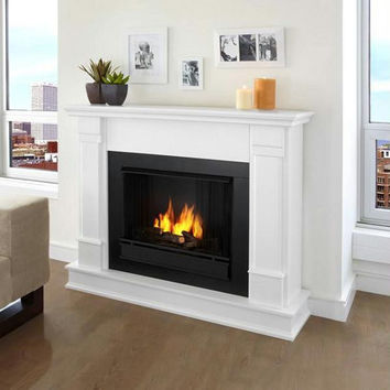 Indoor Fireplace - Faux Marble