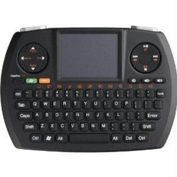Smk-link Smk-link Wireless Ultra-mini Touchpad Keyboard Is The Ideal Companion For Text E