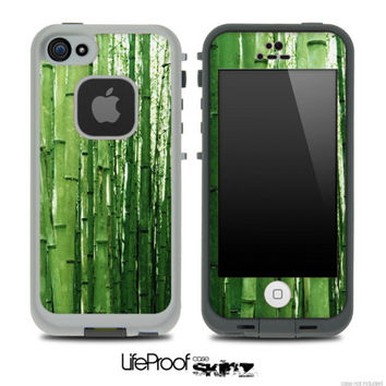 Bamboo Forrest Skin for the iPhone 4/4s or 5 by TheSkinDudes