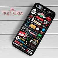 Friends TV Show - zAAz for  iPhone 4/4S/5/5S/5C/6/6+s,Samsung S3/S4/S5/S6 Regular/S6 Edge,Samsung Note 3/4
