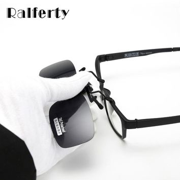 Ralferty Ultra Light Clip On Sunglasses Polarized HD