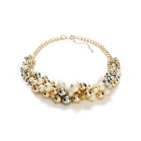 COMBINATION PEARL NECKLACE - Accessories - Woman - New collection | ZARA United States