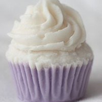 Black Raspberry Vanilla Cupcake Soap