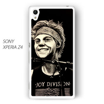 5 SOS Ashton Irwin for Sony Xperia Z1/Z2/Z3 phonecases