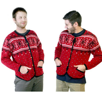 Twinsies! Matching Ski or Ugly Christmas Sweaters - The Ugly Sweater Shop