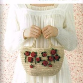 Learn Japanese Crochet to Make Beautiful Items for Your Loved Ones