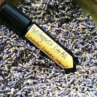Queen Hatshepsut's Cure All Roll on Oil; Jojoba Oil, Essential Oils, Relaxing, Healing, Soothing,  Lavender, Eucalyptus, Peppermint