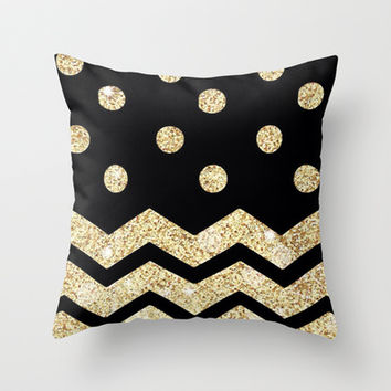 my pinterest accent beaded to pillow calico pin crib swirl pillows welcome gold