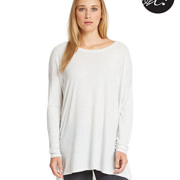 424 Fifth Oversized Hi Lo Top