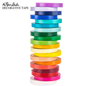 Solid Skinny Washi Tape Tube | Hobby Lobby | 1427905