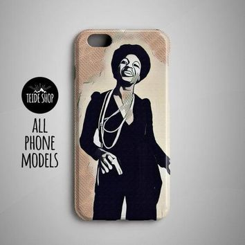 Nina Simone Iphone 8 Case Samsung Galaxy