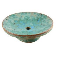 Drainable Handmade Ceramic Soap Dish - Unique Decor - Bathroom Decor - Kitchen Decor