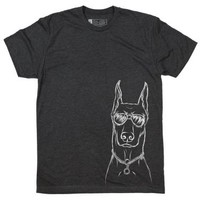 Ace - Doberman Pinscher - Men's T-Shirt