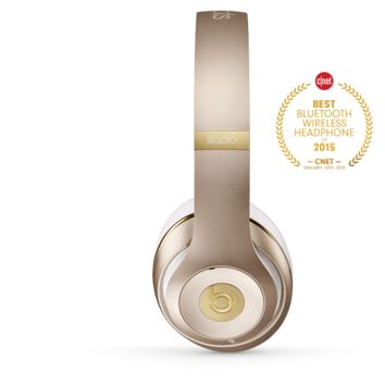 Beats Studio Wireless Headphones (Champagne) | Beats by Dre