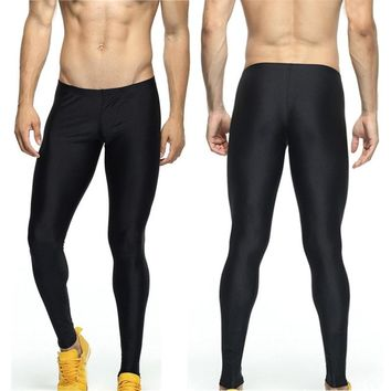Men's Tight Stretch Athletic Pants