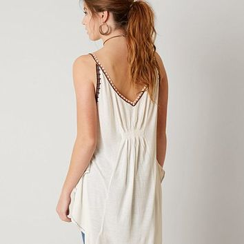 FREE PEOPLE AROUND THE WORLD TUNIC TANK TOP