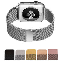 Awesome Apple 38mm And 42mm Milanese Loop Watch Strap for Watch