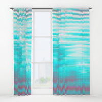 Allusion Window Curtains by Printapix