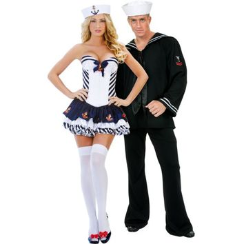 Sailor Couples Costumes