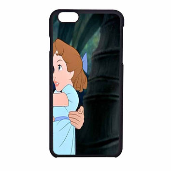 Disney Peterpan And Wendy Couple 2 iPhone 6 Case