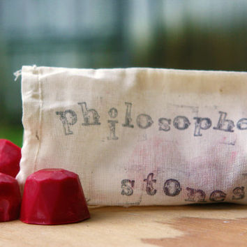 Philosophers Stones (Harry Potter Themed Apple Pie Scented Soy Candle Tarts)
