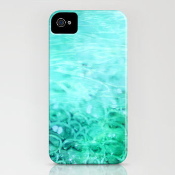 WATERBUBBLES  iPhone Case by M✿nika  Strigel	 | Society6