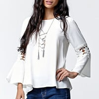 LA Hearts Long Sleeve Top at PacSun.com