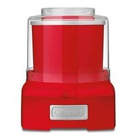Cuisinart Frozen Yogurt - Ice Cream & Sorbet Maker ICE21R/SLT