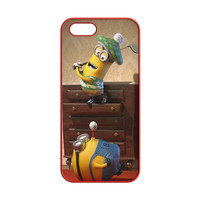Cute Funny Minions iPhone 5 | 5S Case