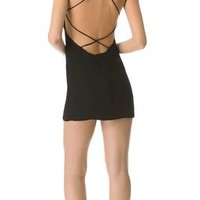 Olcay Gulsen Cross Back Tank Dress | SHOPBOP