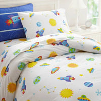 Olive Kids Out of this World Full Duvet Cover