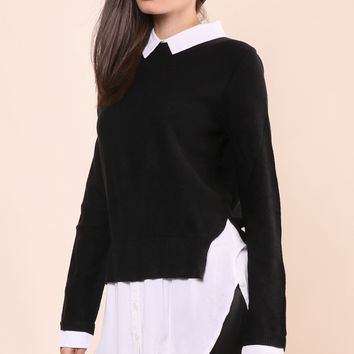 Decker Eloise Knit Top