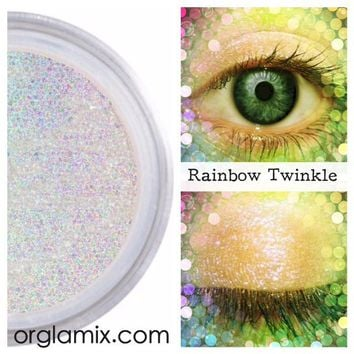 Rainbow Twinkle Effects Eyeshadow
