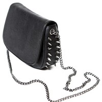 Spike Side Purse