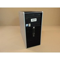 HP Compaq Desktop Computer 2.13GHz And 1.57GHz 80GB Hard Drive DC5700 Microtower -- Used