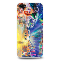 Disney Little Mermaid Art Design iPhone 5[S] Case